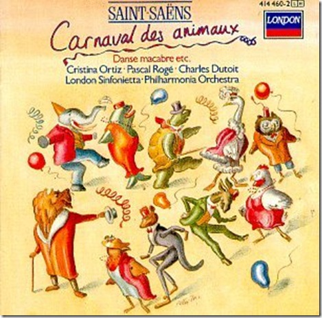 Camille Saint Saens - Carnival of the Animals