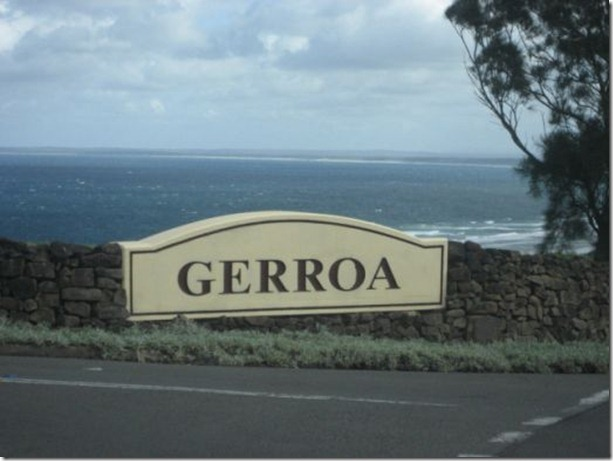 Gerroa, New South Wales south coast
