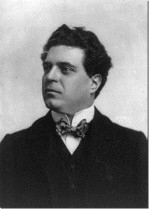 Pietro Mascagni (1863 -1945)