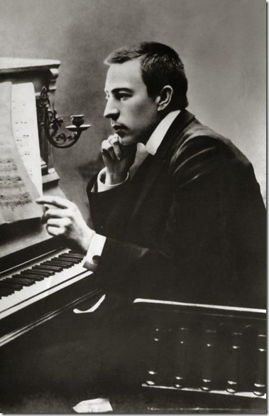 Sergei Rachmaninoff - early 1900s