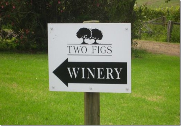 Two Figs Winery, Shoalhaven