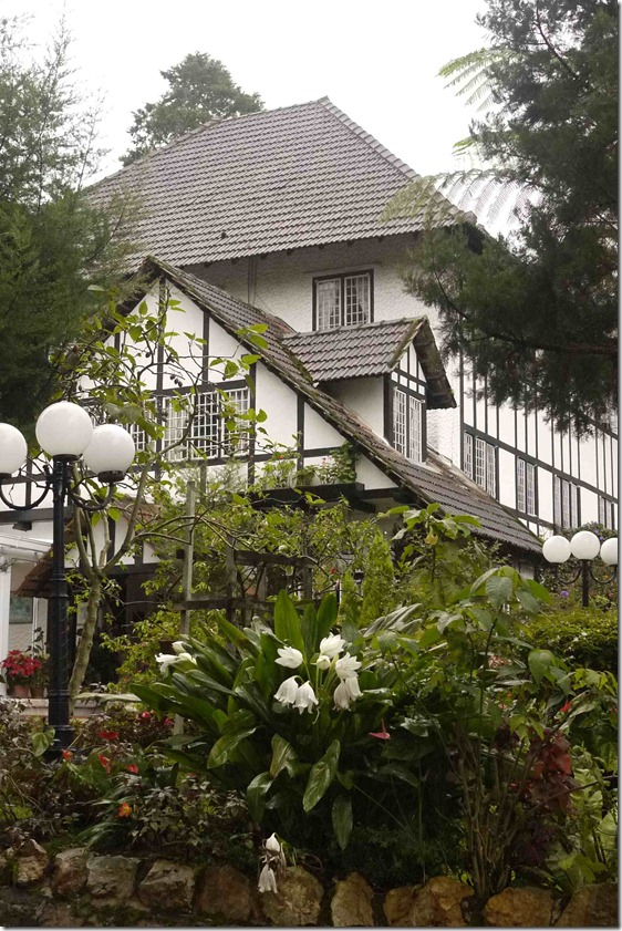 Ye Olde Smokehouse Inn, Cameron Highlands