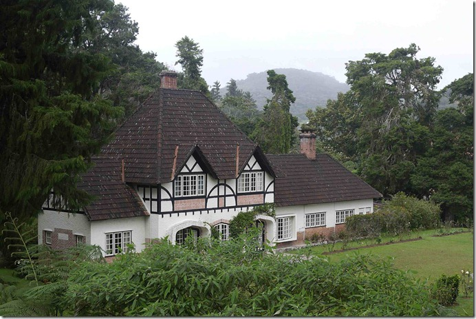 Tudor cottage, Tanah Rata, Cameron Highlands