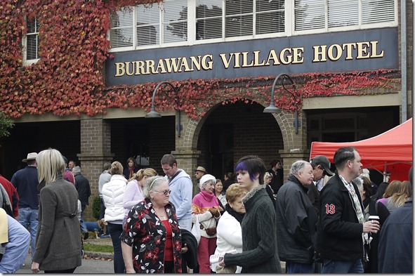 Burrawang Easter Markets