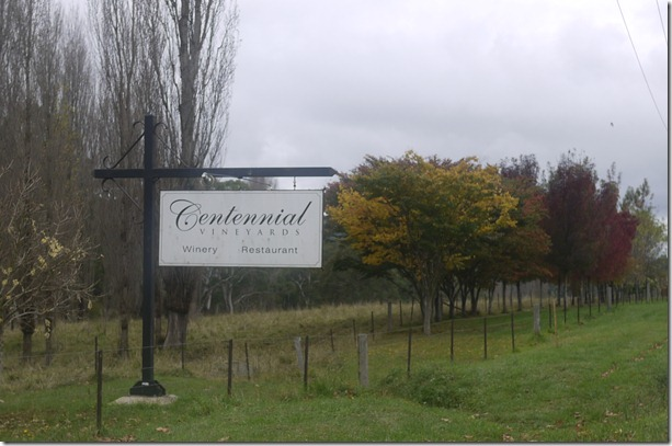 Centennial Vineyards, Bowral