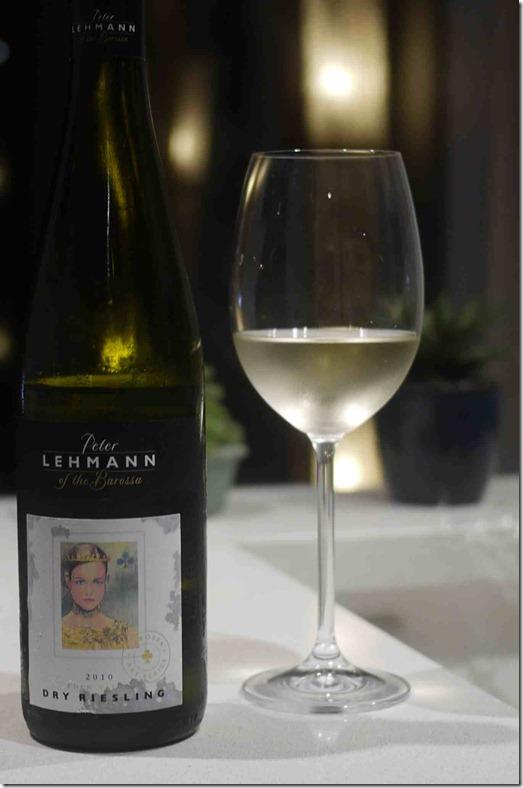 2010 Peter Lehmann Dry Riesling