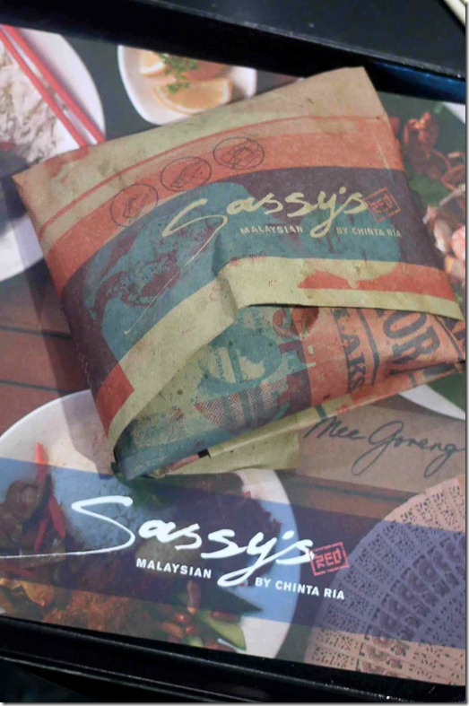 Mee Goreng in Sassy's paper pack $11.00