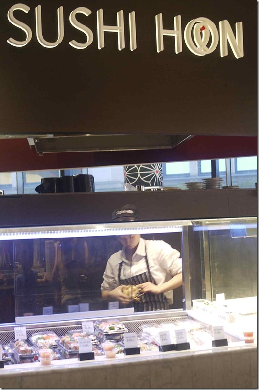 Sushi Hon, Westfield Sydney