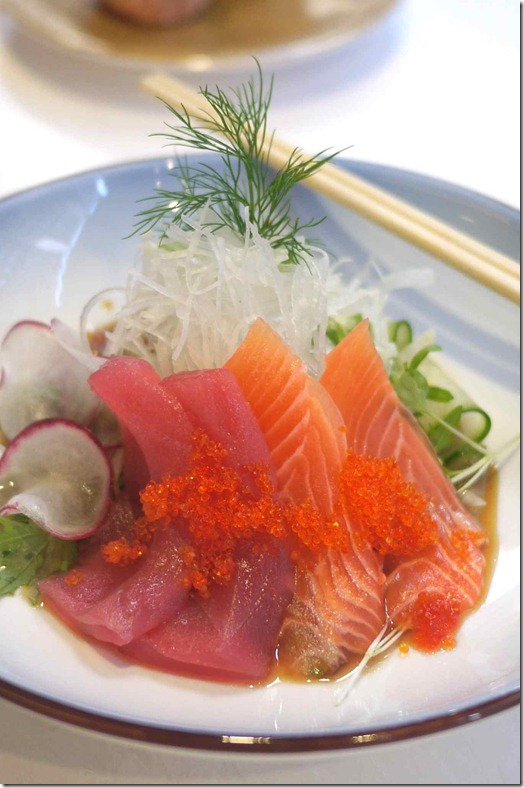 Mixed sashimi $13.00