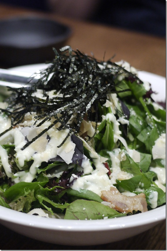 Caeser salad $13.50