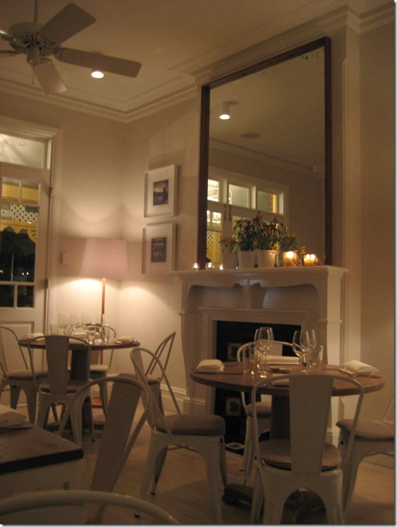 Dining room, Hawthorn Mosman