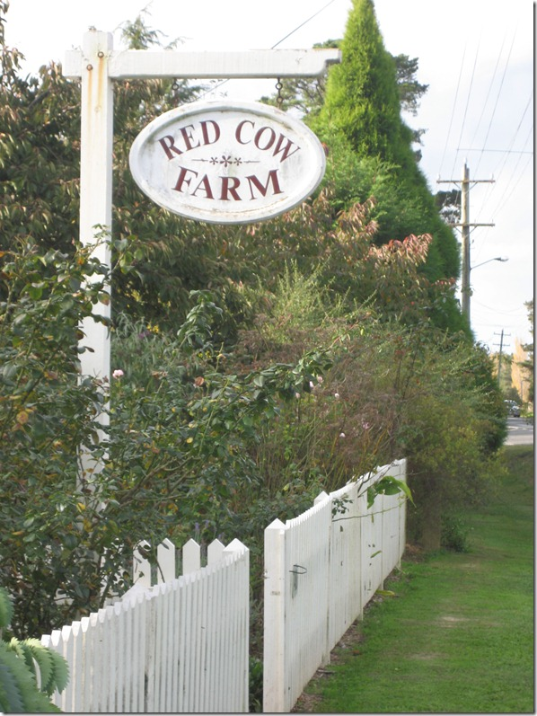 Red Cow Farm, Sutton Forest