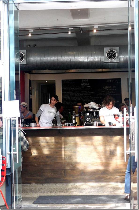 Santa Vittoria Apperitivo Bar, Cafe Sopra