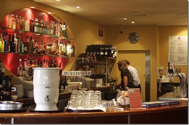 Bar at Hotel Mosman