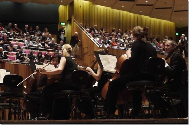 Sydney Symphony Orchestra - Sydney Opera House 10 June 2011