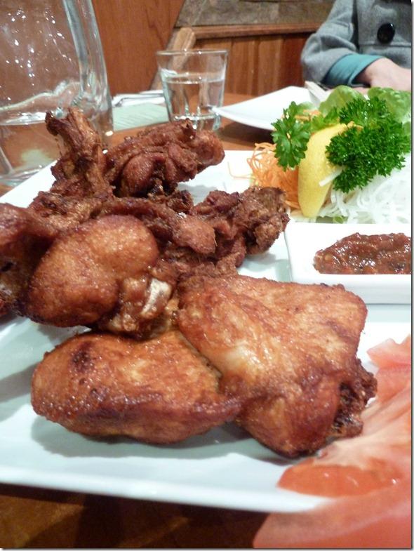Ayam goreng pemudi, $15.90