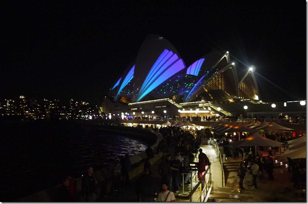 Vivid Sydney - A festival of lights, music and ideas 27 May - 13 June 2011