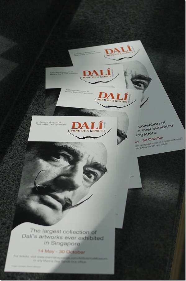 Salvador Dali - Mind of a Genius at Art & Science Museum, Singapore