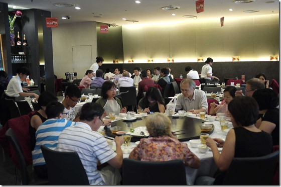 Dining room, Jumbo Seafood, Clark Quay