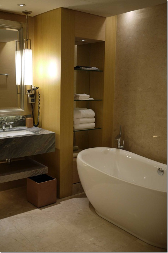 Ensuite and bathroom