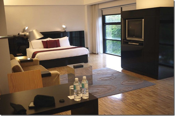 Deluxe suite, Hotel Maya Kuala Lumpur