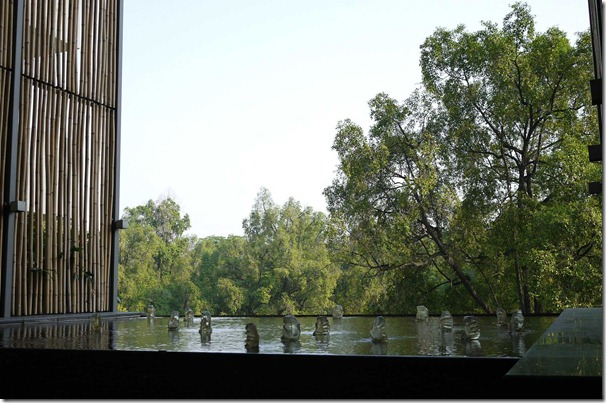 Infinity pool, Hotel Maya