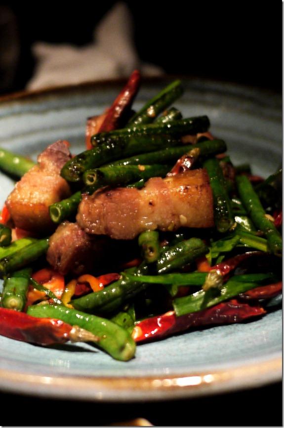 Hunan pork $32