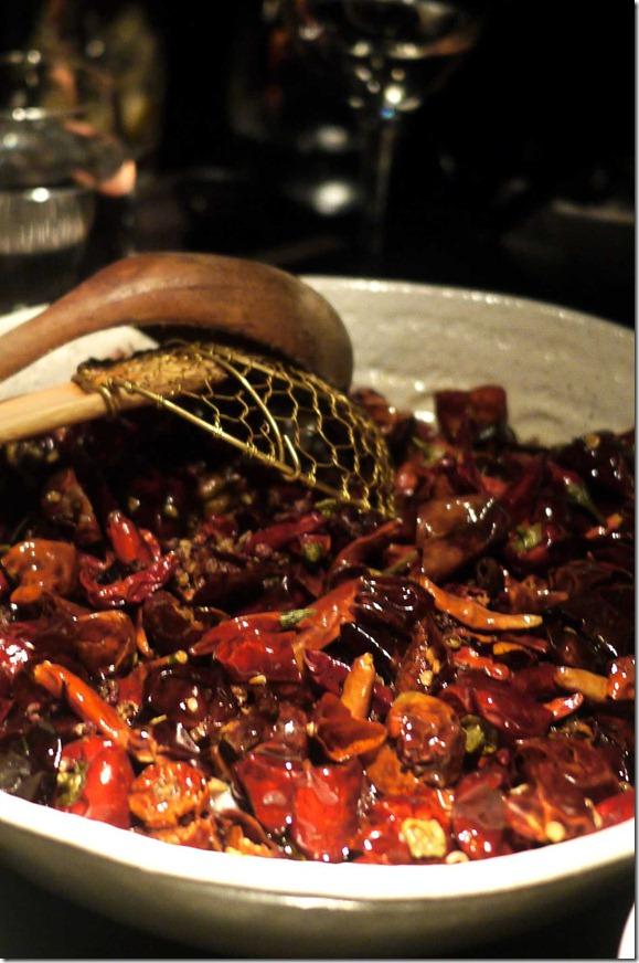 Sichuan fish $32
