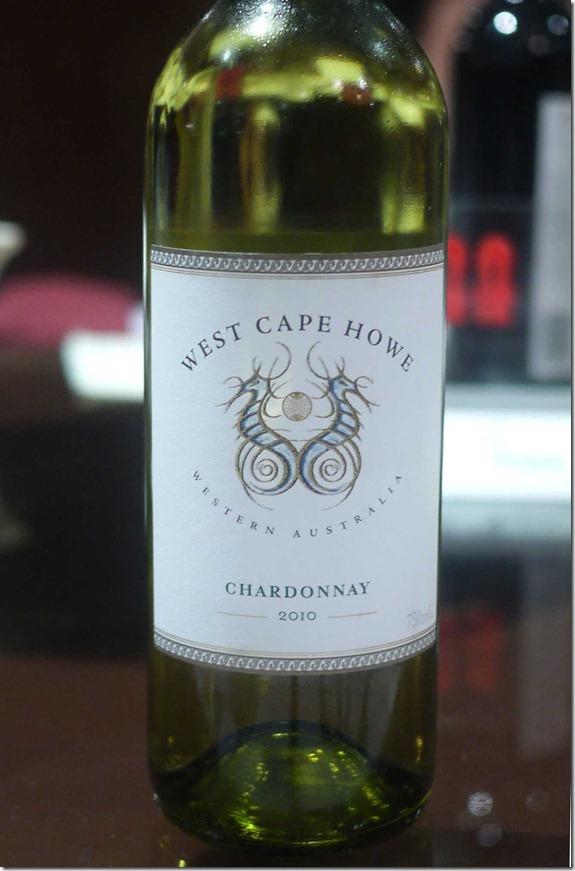 2010 West Cape Howe chardonnay