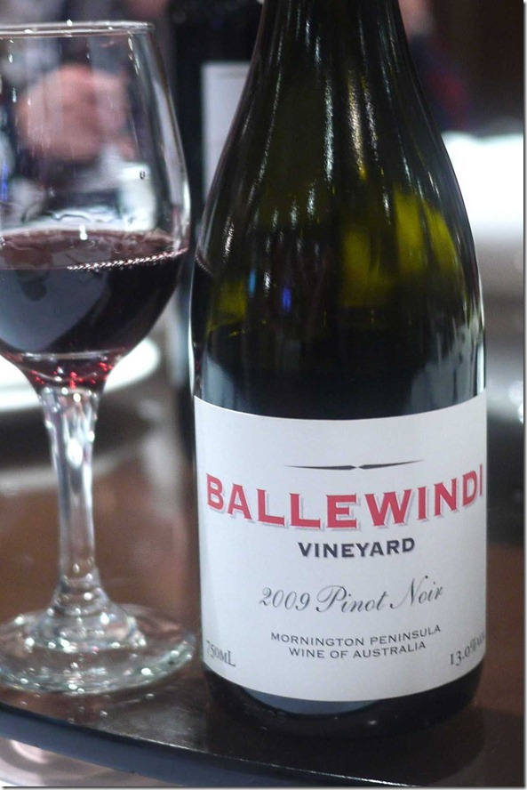 2009 Ballewindi Pinot Noir