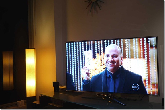 George Calombaris awards a 9 out of 10 to Kate