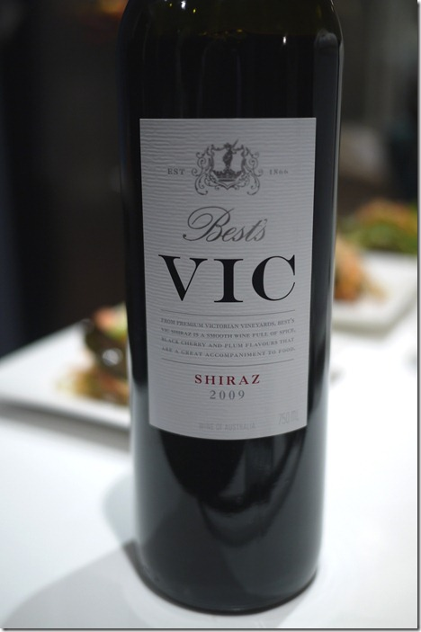 2009 VIC Shiraz