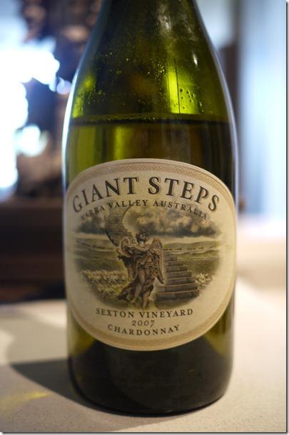 2007 Giant Steps Chardonnay