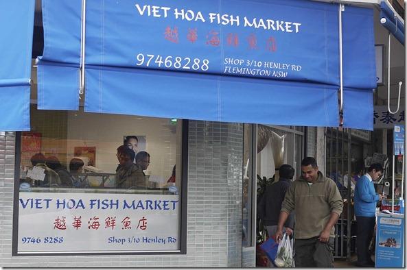 Viet Hoa Fish Market