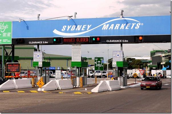 Sydney Markets, Flemington