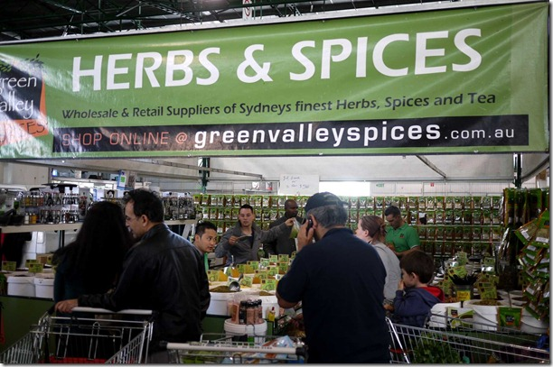 Herbs and spices at greenvalleyspices.com.au