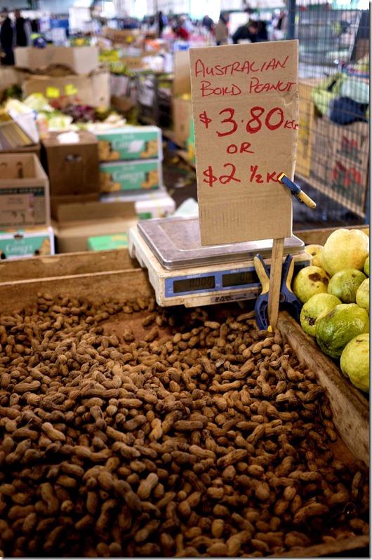 Boiled peanuts $380 per kg