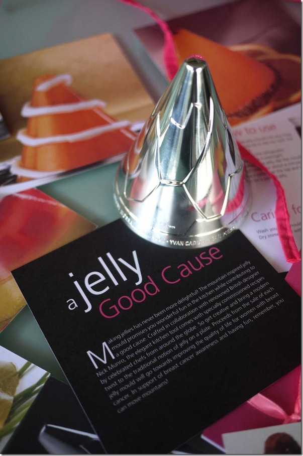 A jelly good cause