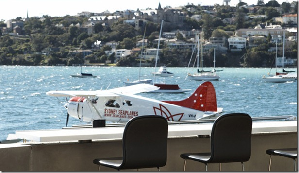 Seaplane at Catalina (Photo:www.catalinarosebay.com.au)