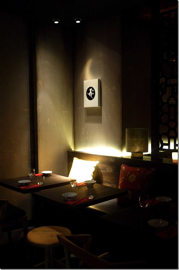 Dining room, Chinta Ria ~ Mood for Love