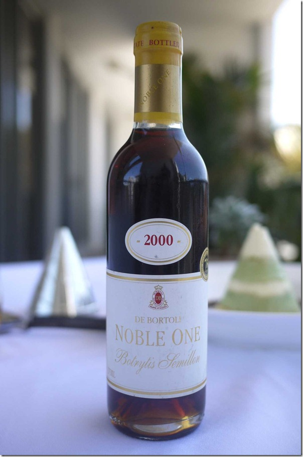 2000 De Bortoli Noble One Botrytis Semillon