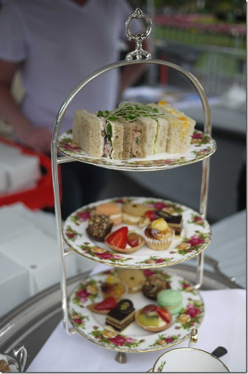 Sandwiches and tartlets, Grand Pacific Group