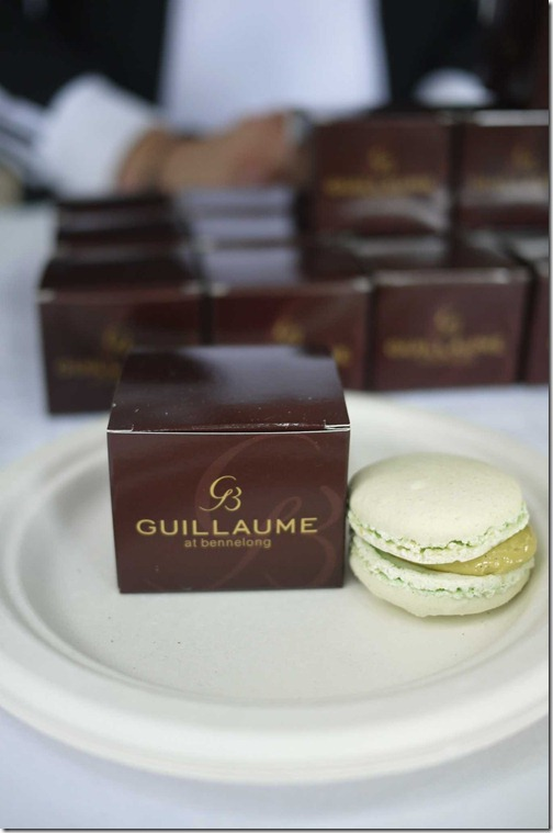 Macaron from Guillaume at Bennelong