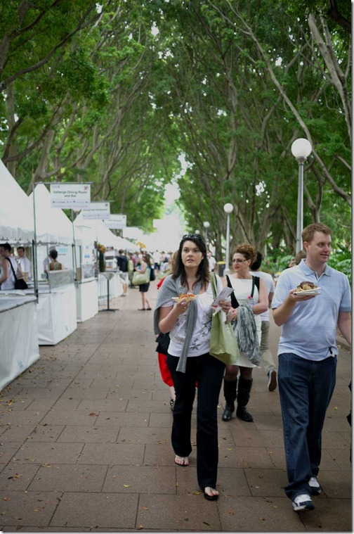 Sydney Food & Wine Fair, 29 October 2011