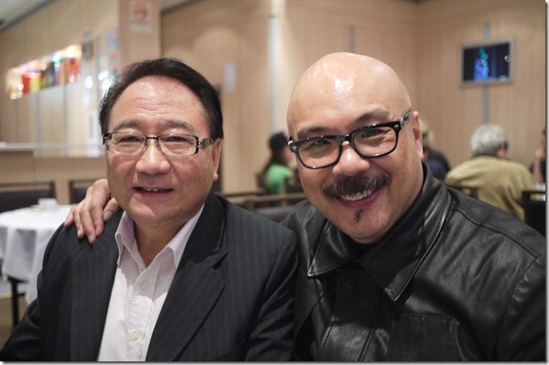 A friend in the same boat: With Kevin Kam, co-owner of Golden Century Seafood restaurant