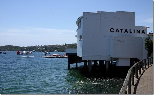 Catalina Rosebay, Sydney