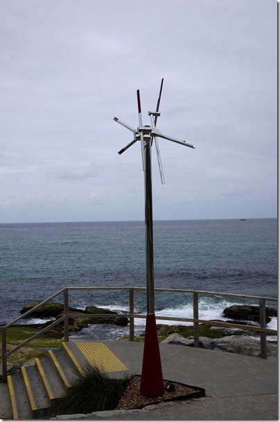 Hiroyuki Kita, Japan, A guidepost for the wind
