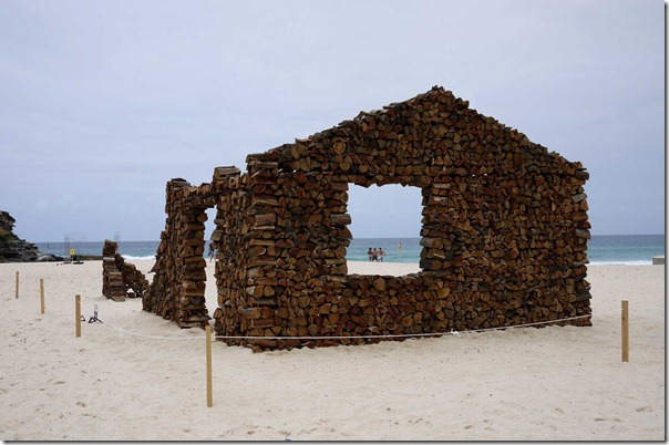 Marcus Tatton, TAS, The ruin