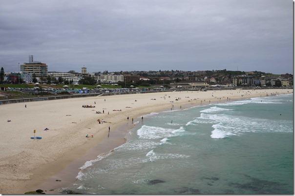 Iconic: Bondi beach, Sydney, Australia
