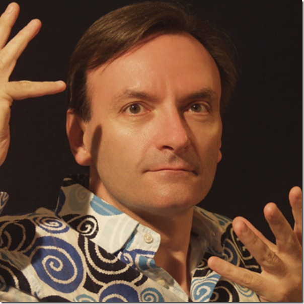 Stephen Hough, British concert pianist (Photo courtesy: www.stephenhough.com)